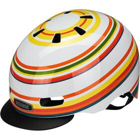 Nutcase Street MIPS Helm, wit